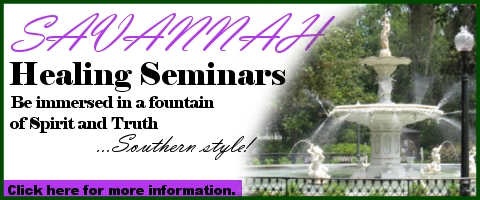 Savannah Healing Seminars
