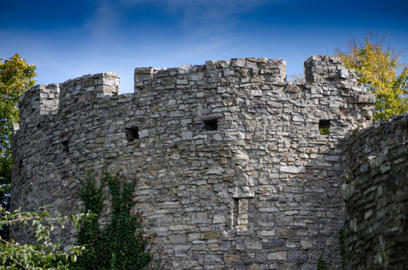 Strongholds of Protection: Castle Walls