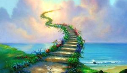 Stairway to Heaven : Spiritual Birth into New Life in Christ