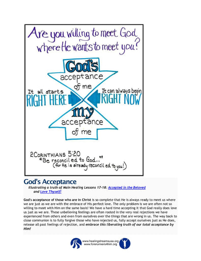 God's Acceptance