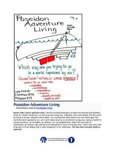 Poseidon Adventure Living